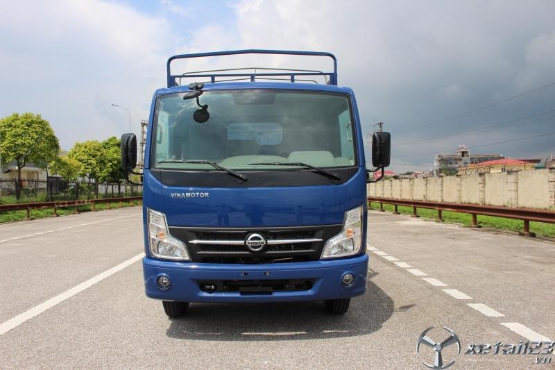 Xe tải nissan 1.9 tấn thùng 4m3 động cơ nissan nhật bản