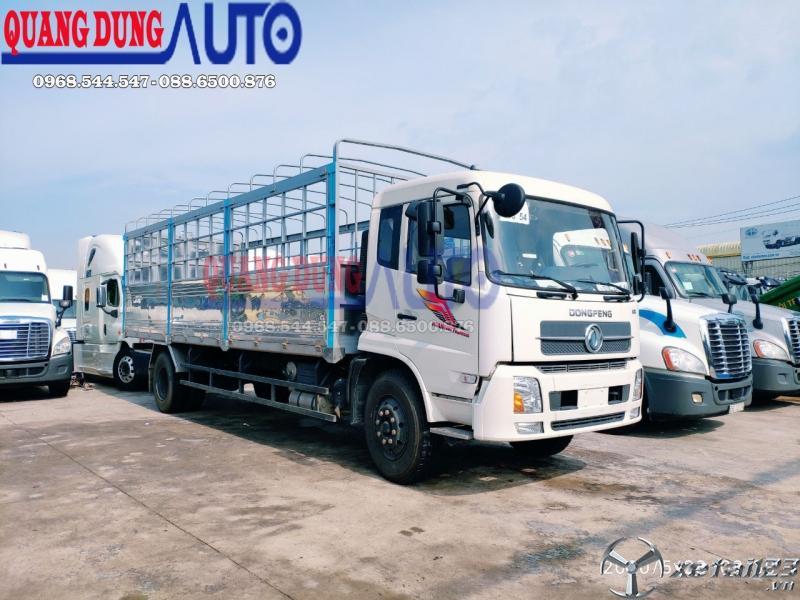 Giá xe tải Dongfeng hoàng huy 9 tấn thùng dài- Dongfeng b180
