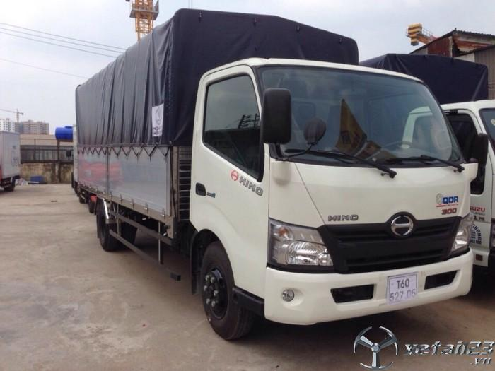 Cung cấp xe tải Hino 3.5 tấn chính hãng giá cực ưu đãi