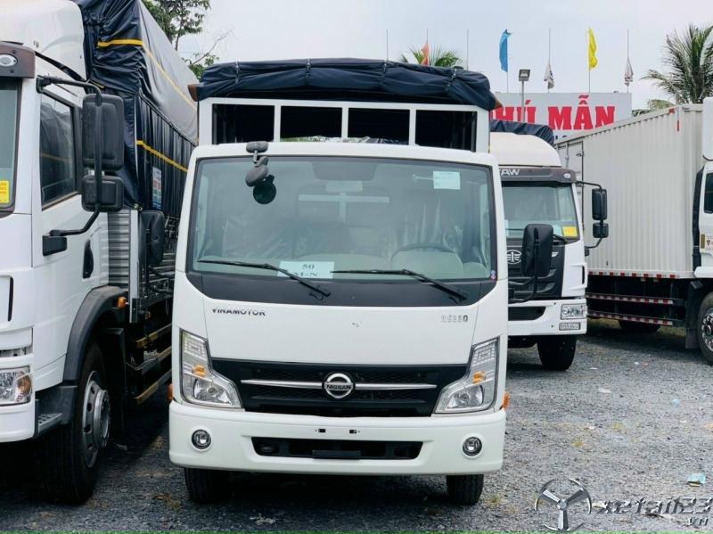 Bán xe tải nissan 3.5 tấn trả góp giao ngay