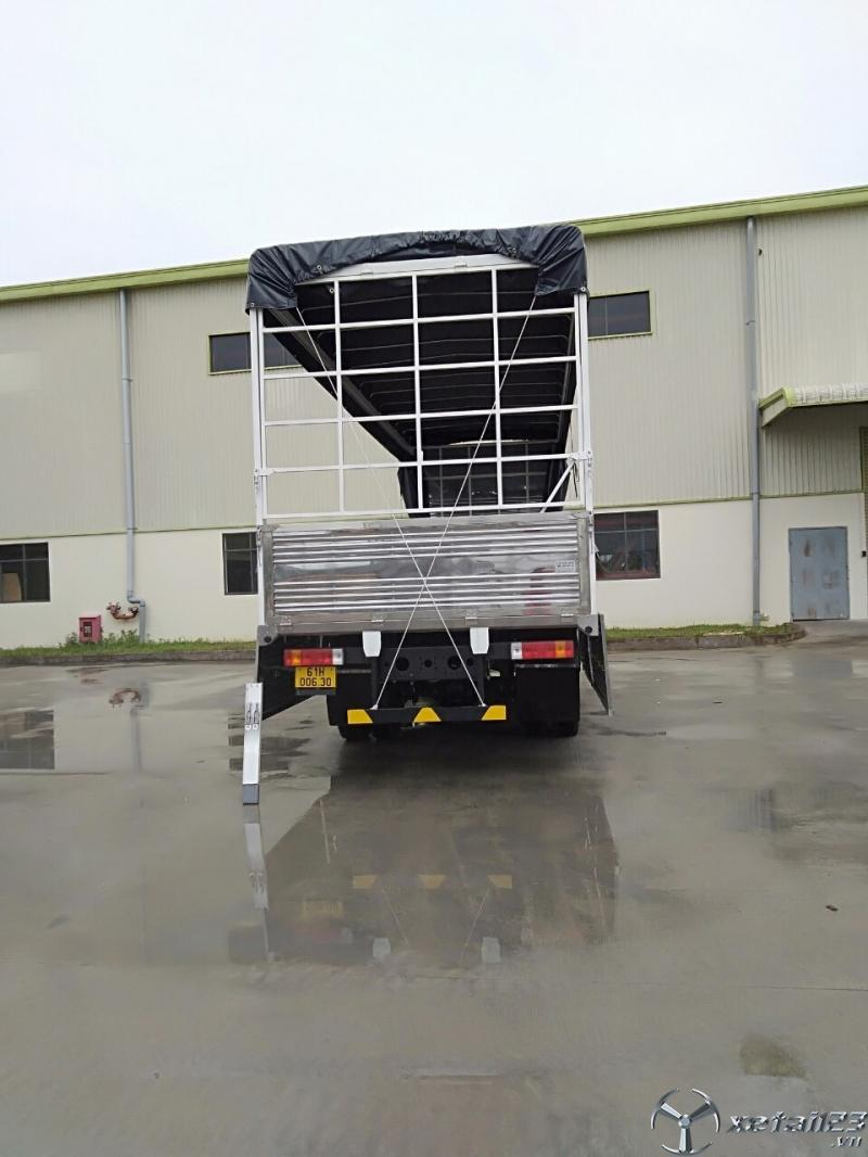 Xe tải faw 9 tấn trả góp chở pallet gõ đời 2020