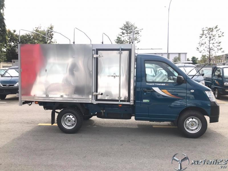 Xe tải nhỏ Máy Xăng TOWNER 990. Nhỏ Gọn Tiện Lợi.
