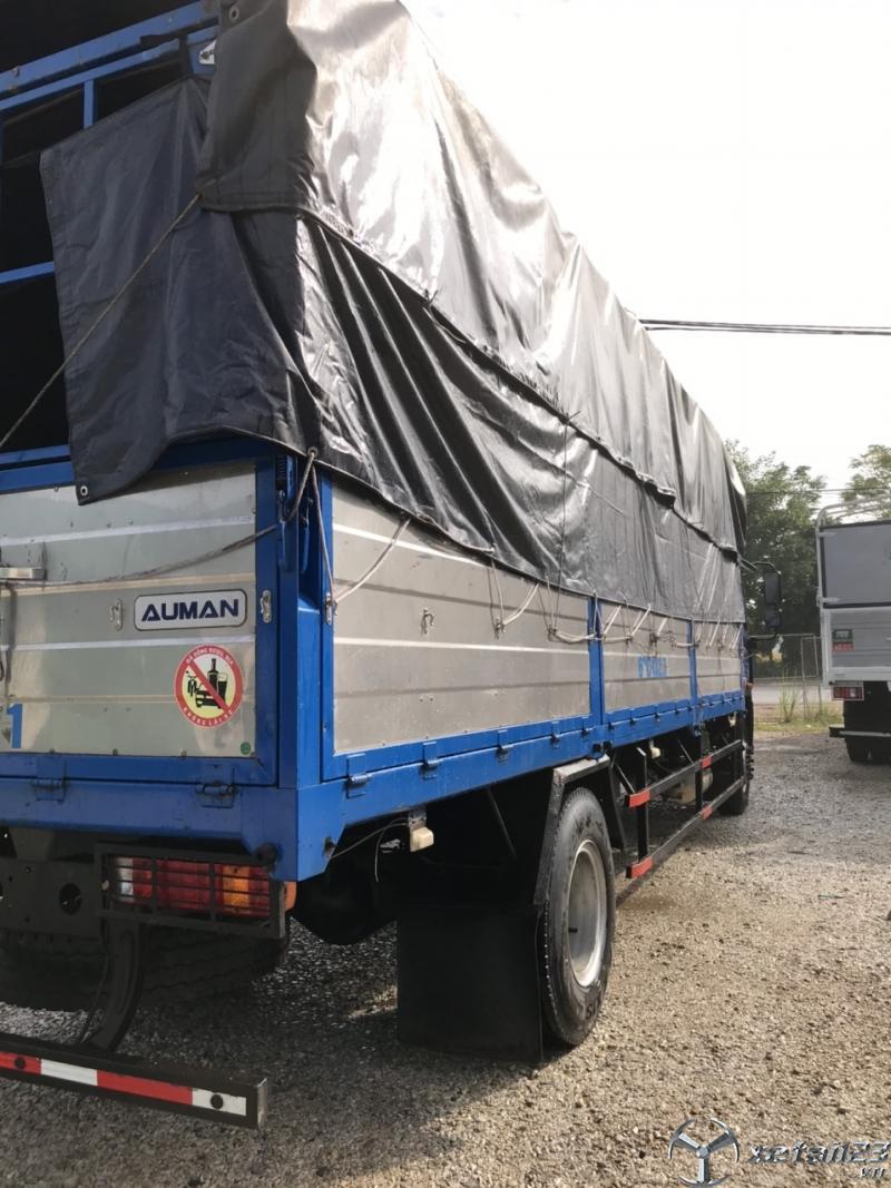 Bán Thaco Auman C160 sx 2018 , đăng kí 2019 thùng mui bạt với giá chỉ 686 triệu