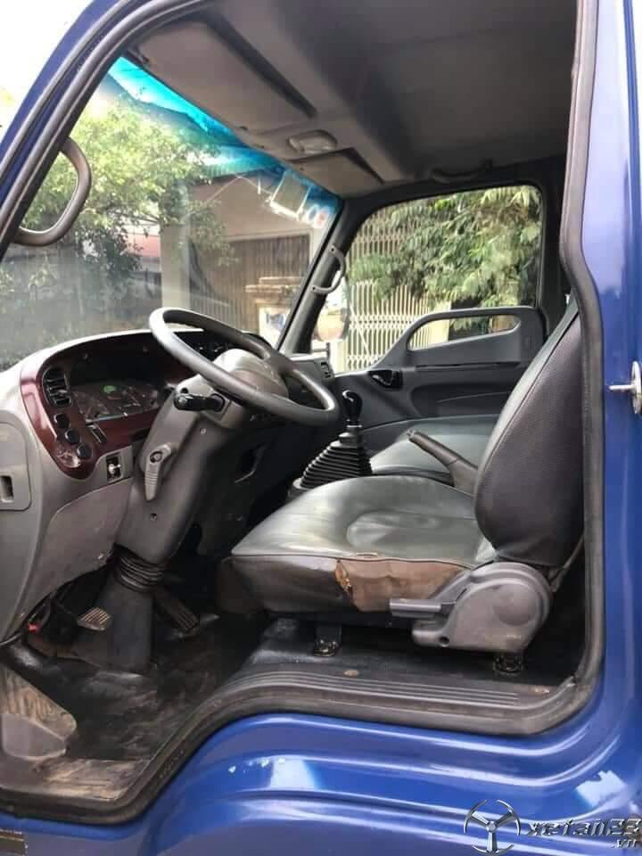 Bán xe Hyundai HD72 đời 2009 thùng mui bạt