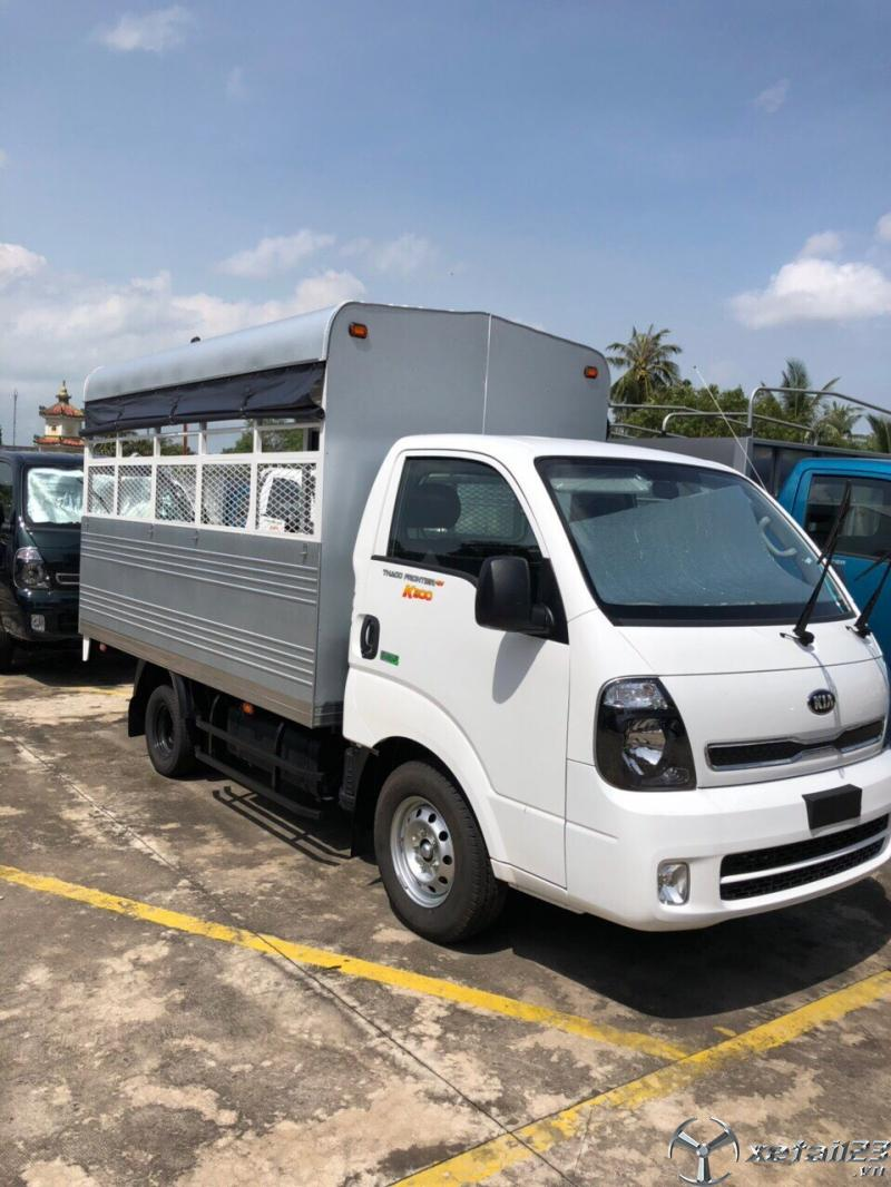 Cần bán xe tải KIA K200 đời mới với tải trọng đa dạng từ 990kg - 1990kg, mua ngay