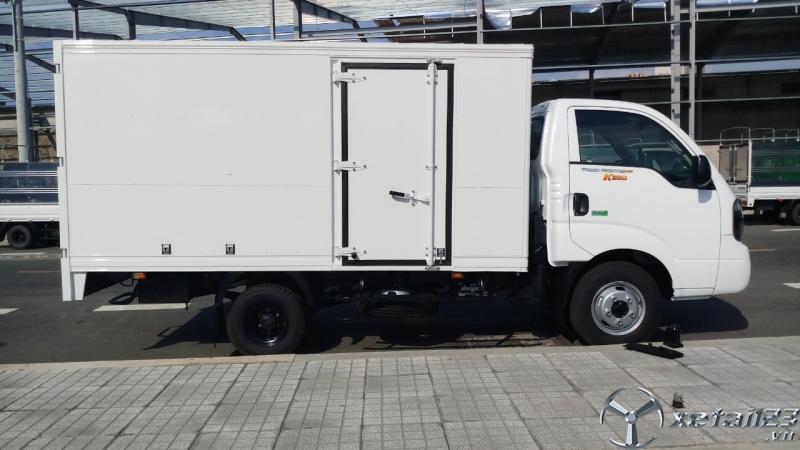 KIA K250 xe mới, thùng mới, giá chỉ từ 395tr