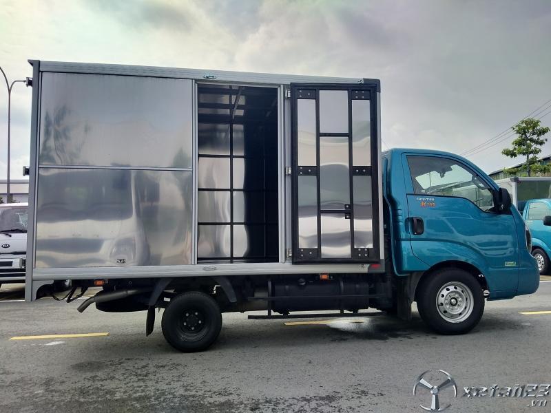 Xe tải KIA K200 đời mới, tải trọng đa dạng, ưu đãi lãi suất