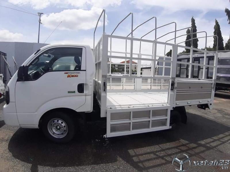 Xe tải KIA K200 thùng mới, đời mới. Mua ngay hôm nay