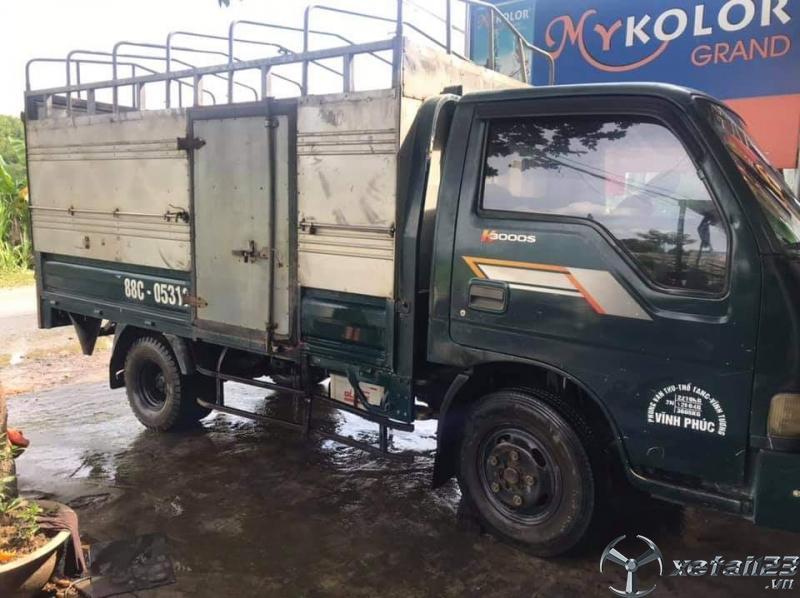 Xe Kia K3000S sx 2014 thùng mui bạt cần bán với giá 240 triệu
