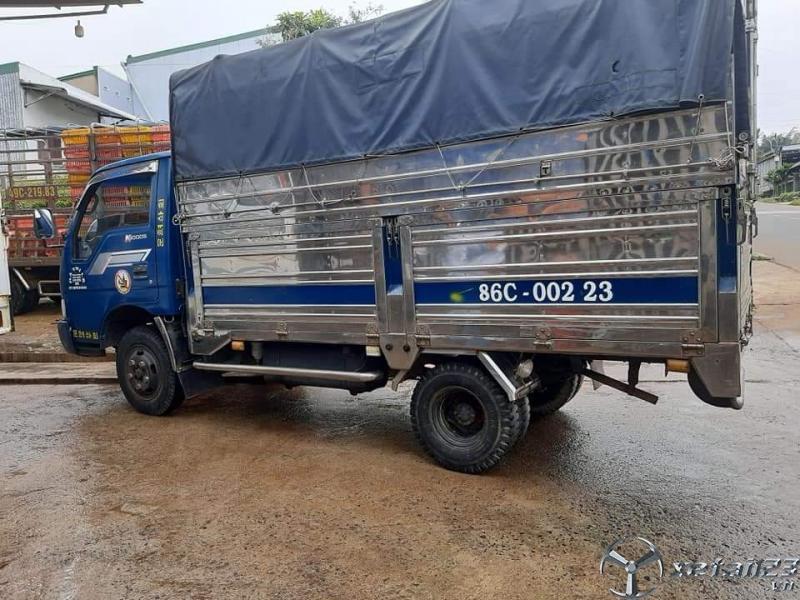 Bán Kia K3000S 1 tấn đời 2011 thùng mui bạt