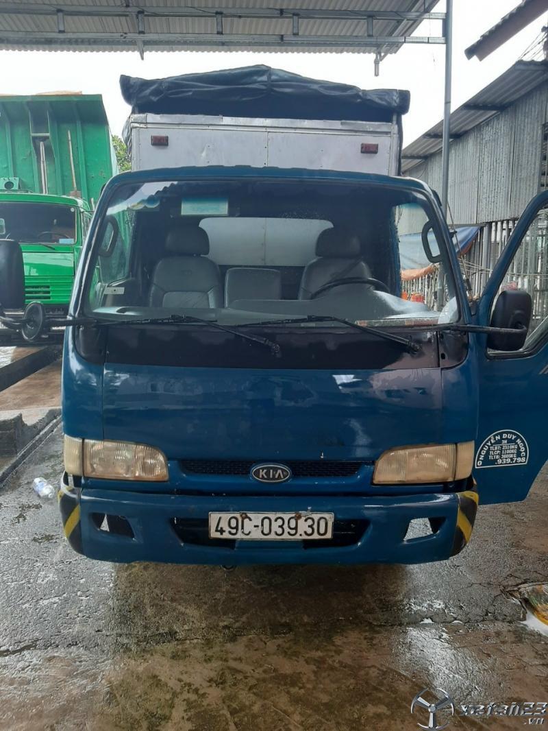 Cần bán xe Kia K3000S đời 2006 thùng mui bạt giá chỉ 130 triệu