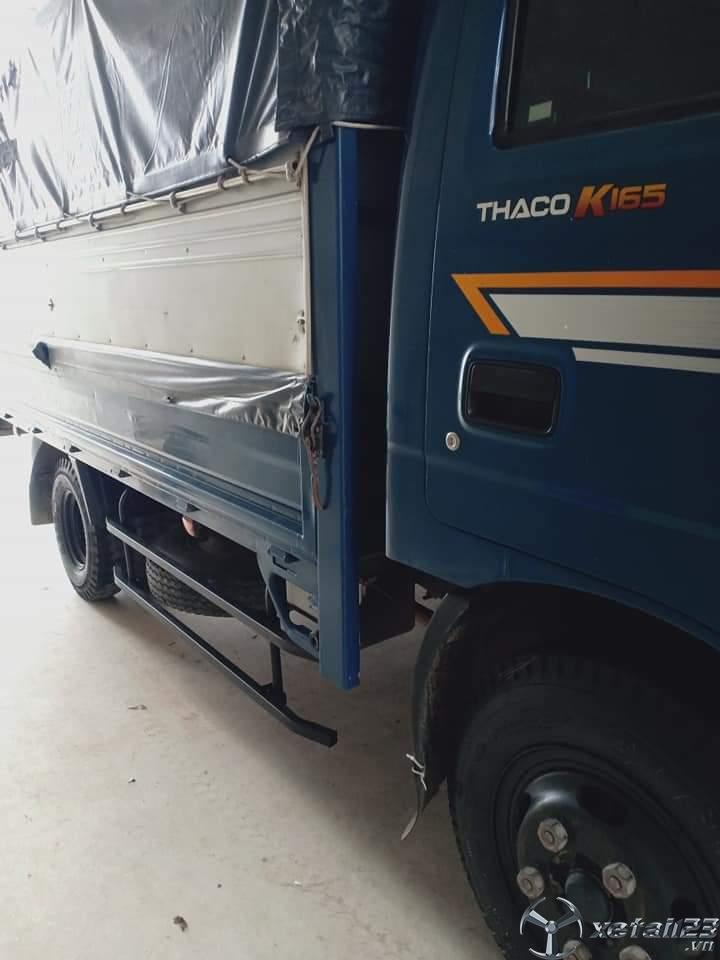 Bán Thaco K165 đời 2016 thùng mui bạt đã qua sử dụng giá 315 triệu