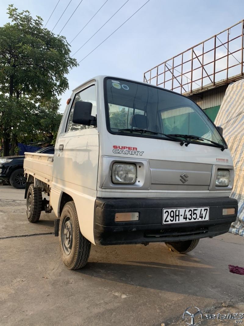 Bán xe tải suziki 655 kg, xe đẹp chất