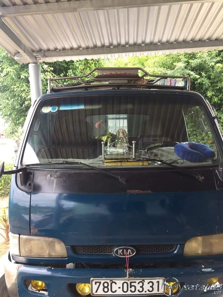 Cần thanh lý gấp xe Kia K3000S đời 2007 thùng mui bạt chỉ với 155 triệu