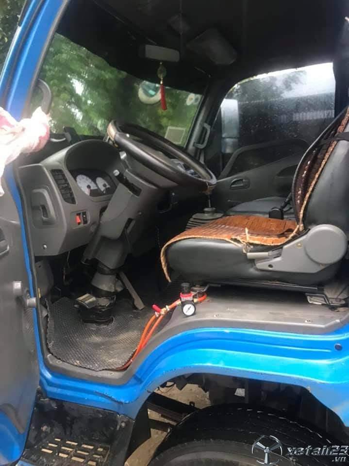 Xe Thaco Ollin 700B sx 2015 thùng mui bạt đã qua sử dụng cần bán với giá 335 triệu