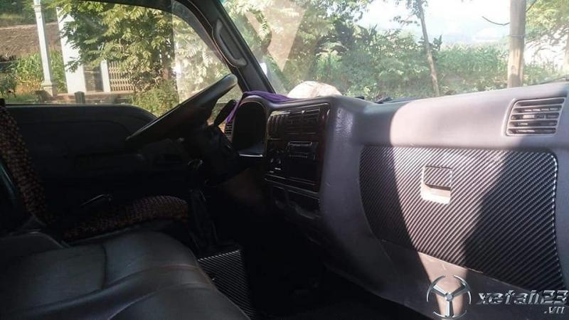 Cần bán xe Kia Frontier sx 2003 thùng mui bạt với giá 120 triệu , sẵn xe giao ngay