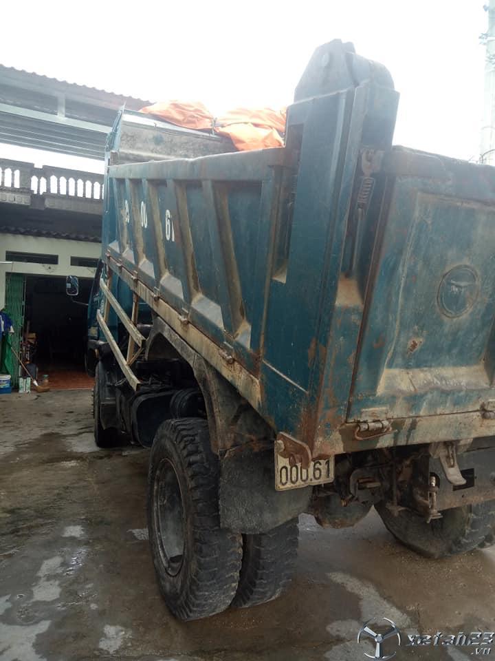 Xe Thaco FLD 6 tấn 1 cầu đời 2011 đã qua sử dụng cần bán giá chỉ 130 triệu