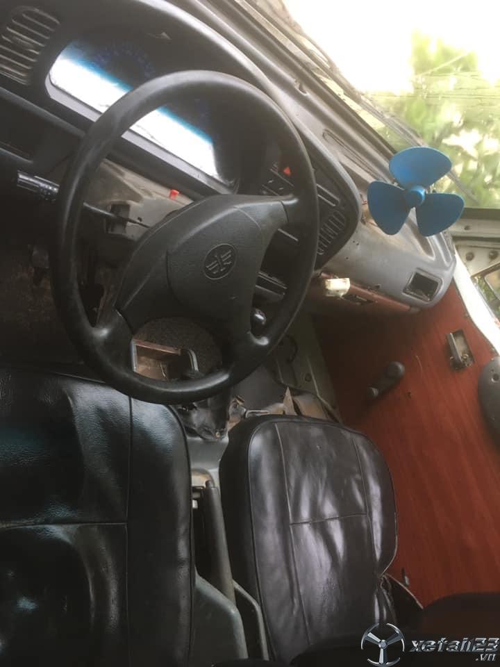 Thanh lý gấp xe Giải Phóng đời 2004 thùng mui bạt với giá siêu rẻ chỉ 17 triệu