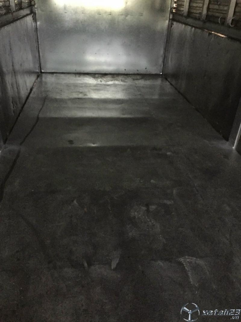 Bán Isuzu 1,9 tấn đời 2016 thùng mui bạt