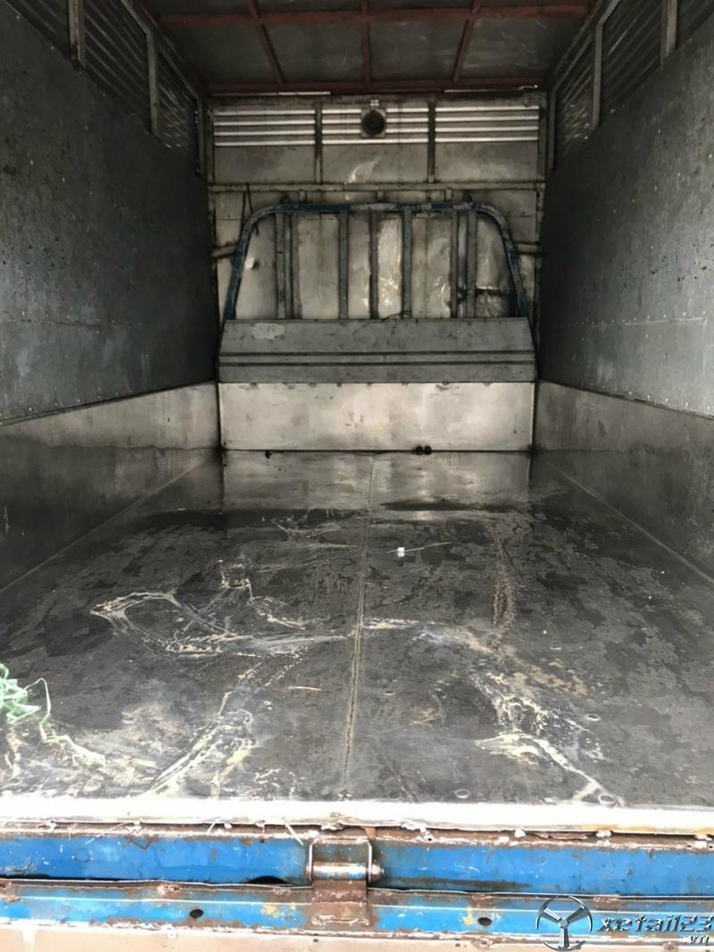Thanh lý xe Hyundai Porter 1 tấn đời 2000 thùng kín