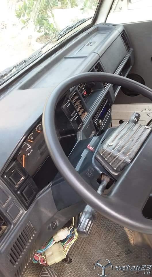 Xe Suzuki 5 tạ đời 2012 thùng kín đã qua sử dụng cần bán với giá chỉ 125 triệu