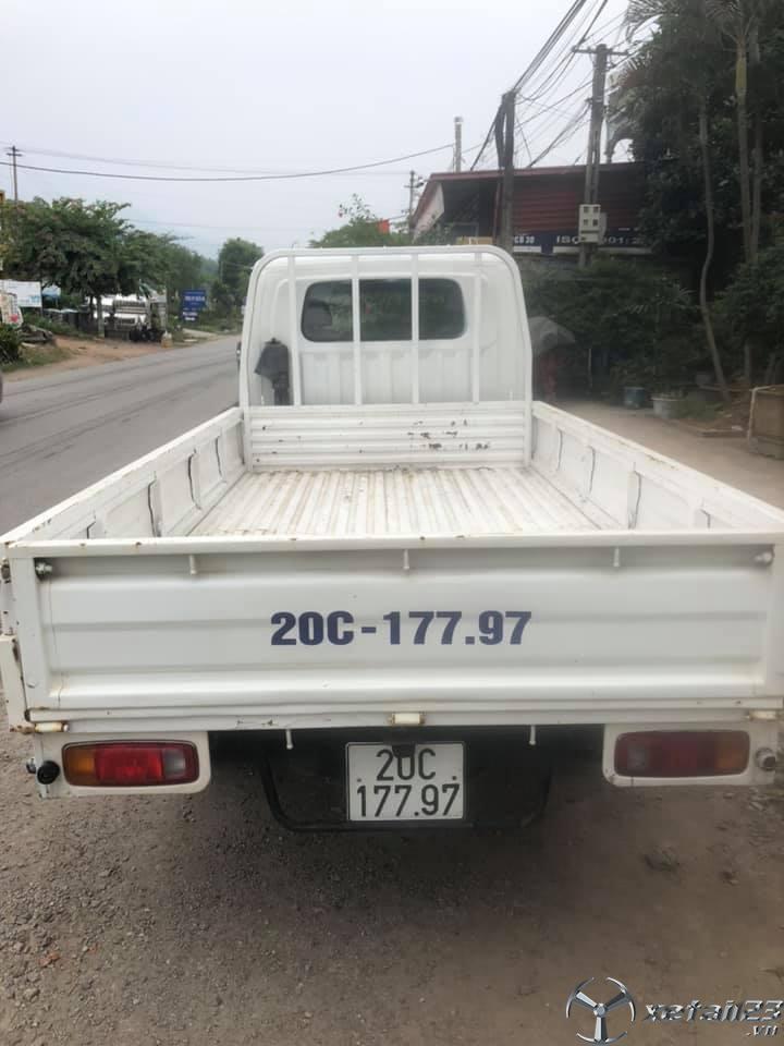 Thanh lý gấp xe Kia K2700II 1,25 tấn đời 2003 giá chỉ 110 triệu