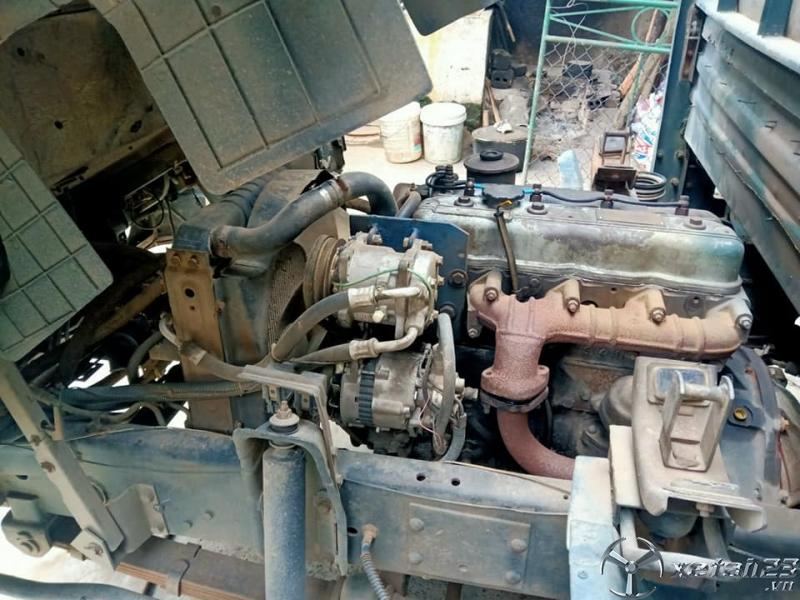 Rao bán xe Thaco Foton 2 tấn đời 2007 thùng mui bạt giá 70 triệu