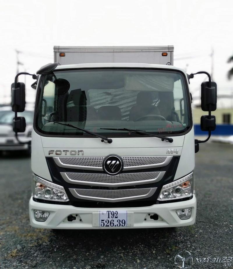 Bán xe tải THACO M4 xe tải 2 tấn động cơ Mỹ, hộp số Đức giá tốt nhất tại Đồng Nai