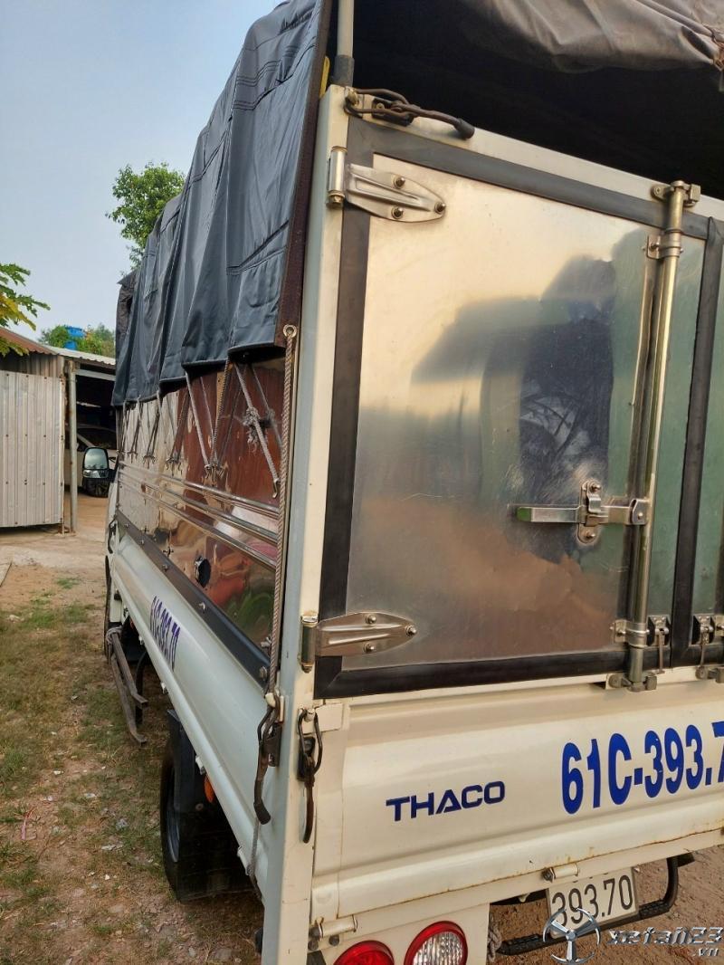 Rao bán xe Kia Frontier K200 2 tấn đời 2019 thùng mui bạt