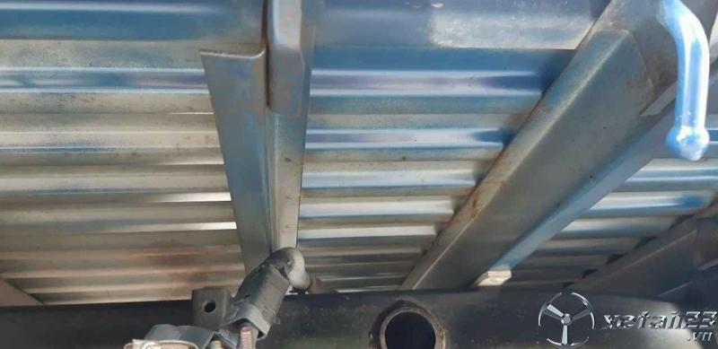 Cần bán xe tải thùng kín Huyndai sx2006 dk2011