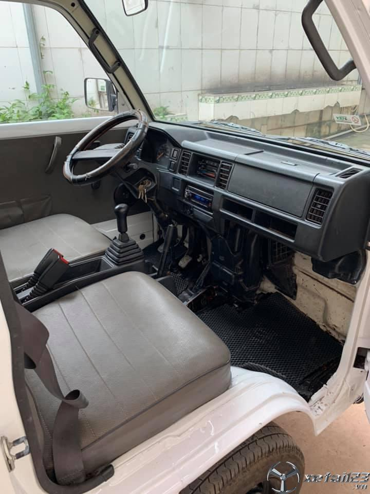 Bán xe tải Suzuki 5 tạ sx 2015 thùng mui bạt