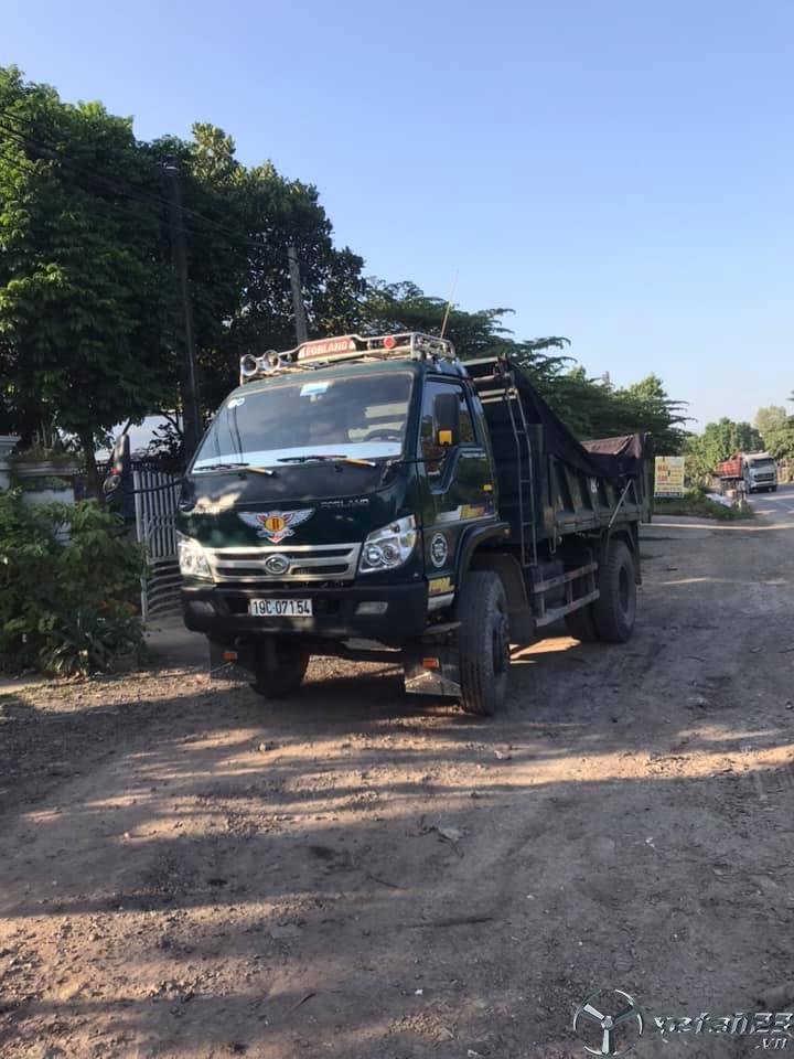 Cần bán xe Thaco Trường Hải FLD đời 2015 giá 210 triệu