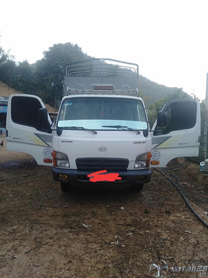 Bán Hyundai HD65 đời 2004 , đăng kí năm 2008 thùng mui bạt , xe nhập khẩu Hàn Quốc