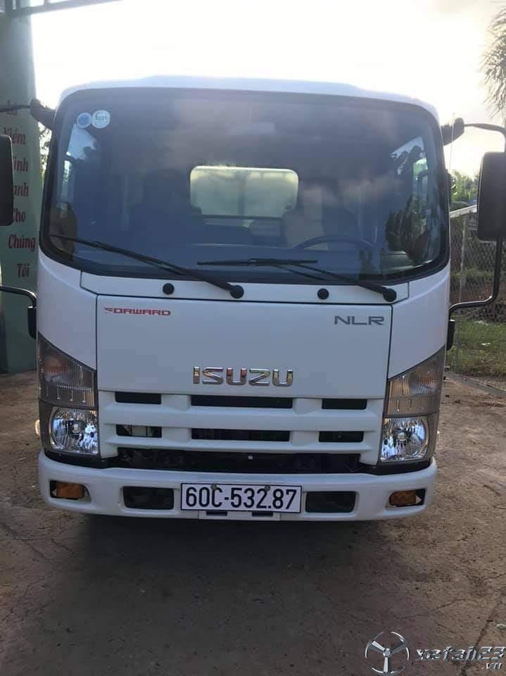 Rao bán xe Isuzu 1 tấn sản xuất 2016 thùng mui bạt