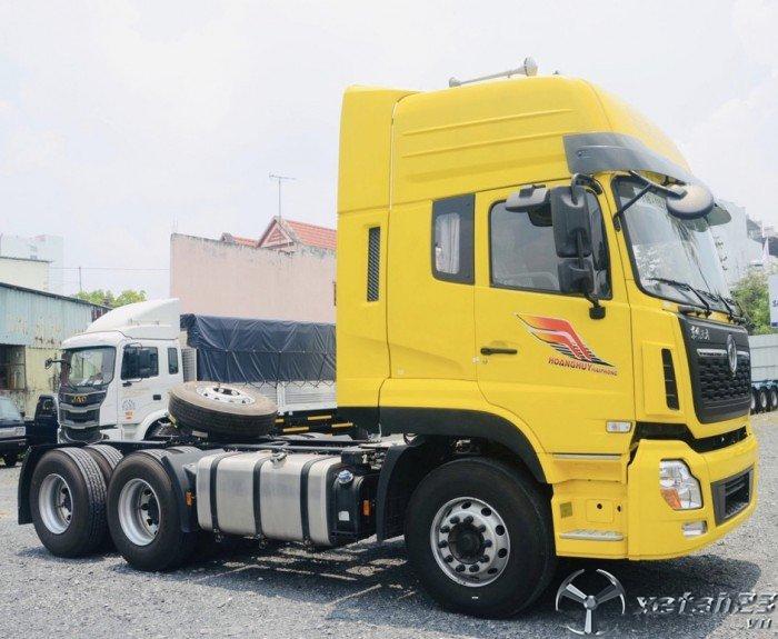 Bán xe đầu kéo Dongfeng DFH4250A4 - Đầu kéo Dongfeng Hoàng Huy 2 Cầu 420H