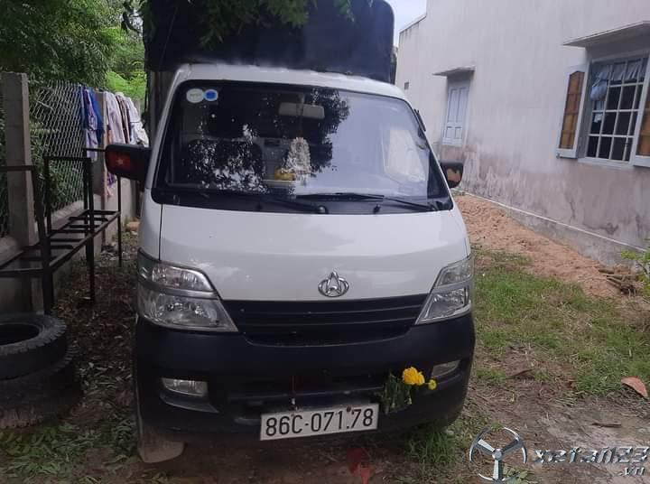 Rao bán xe Changan đời 2015 thùng mui bạt giá chỉ 70 triệu