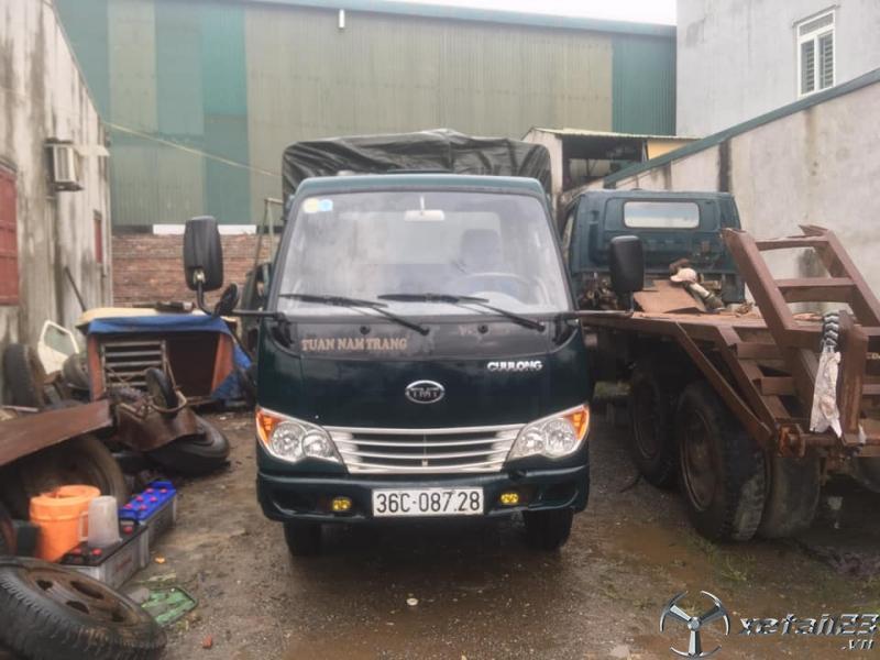 Cần bán xe Cửu Long 1,25 tấn đời 2014 thùng mui bạt