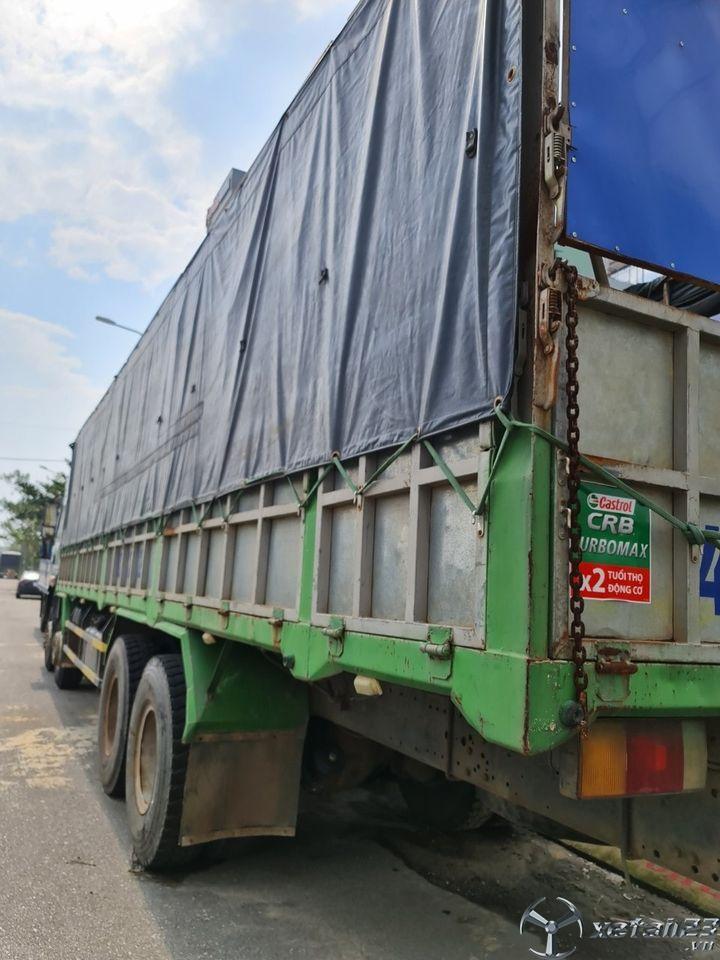 Xe Chenglong đời 2013 thùng mui bạt đã qua sử dụng cần bán với giá chỉ 790 triệu