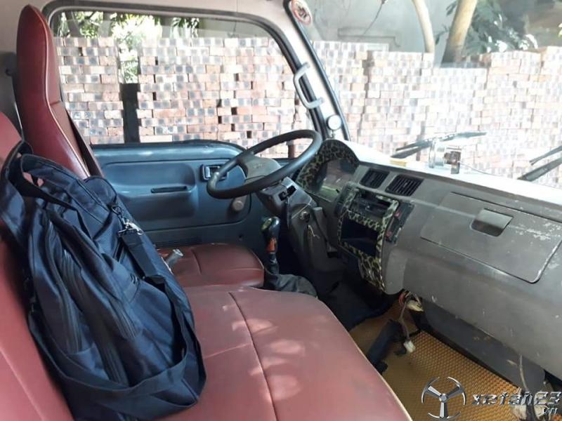 Bán gấp xe Giải Phóng 1,25 tấn sx 2008, đăng kí 2009 thùng mui bạt giá 48 triệu