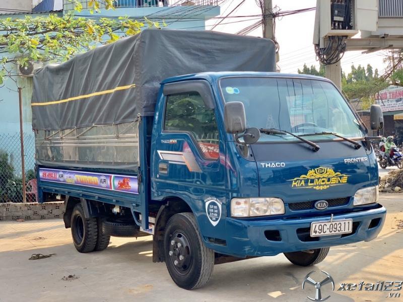 Bán xe Kia K165 đời 2015 thùng mui bạt , xe đẹp sẵn giao ngay