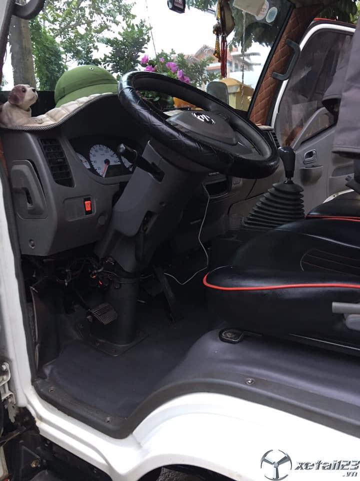 Bán Thaco Auman 500B đời 2016 thùng mui bạt giá 240 triệu