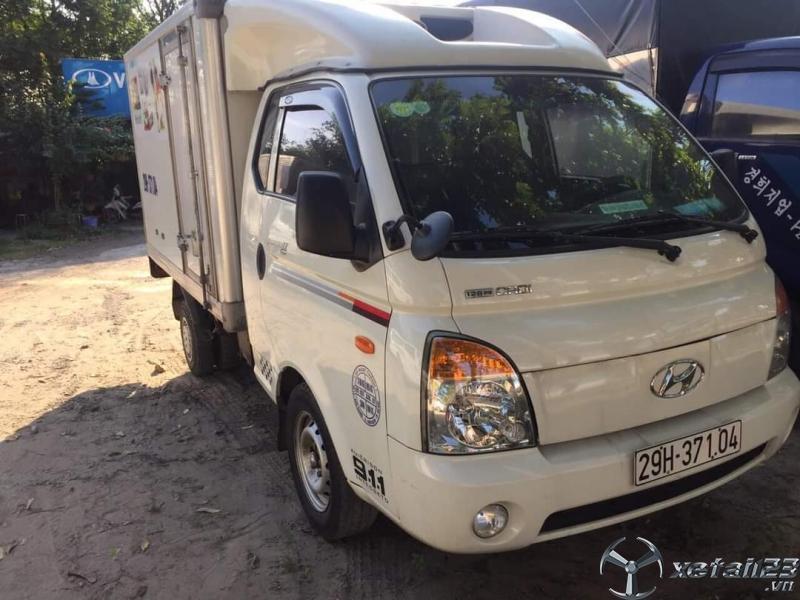 Thanh lý gấp xe Hyundai P:orter II sx 2010 thùng đông lạnh chỉ với 270 triệu , sẵn xe giao ngay
