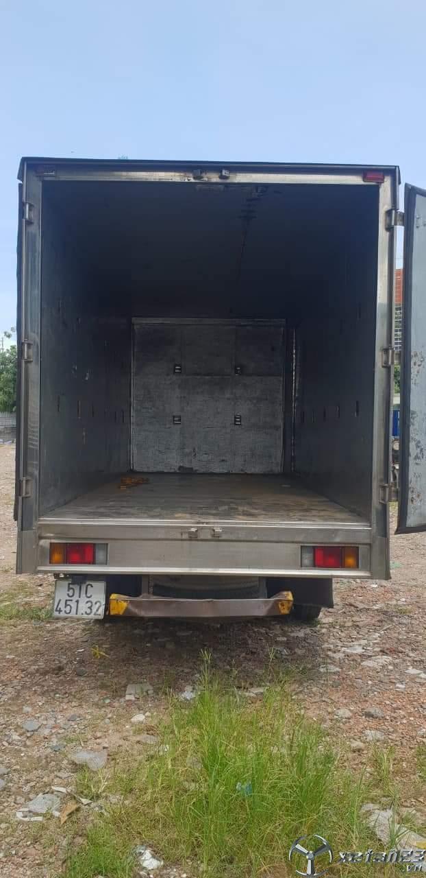 Rao bán xe Isuzu 1,7 tấn đời 2014 thùng kín giá 410 triệu