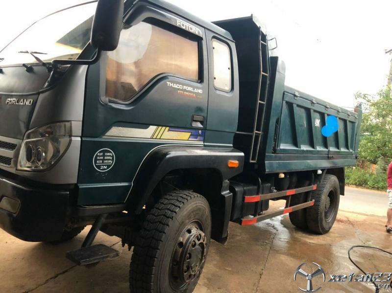 Cần bán xe ben Thaco Forland 8,3 tấn sản xuất năm 2010