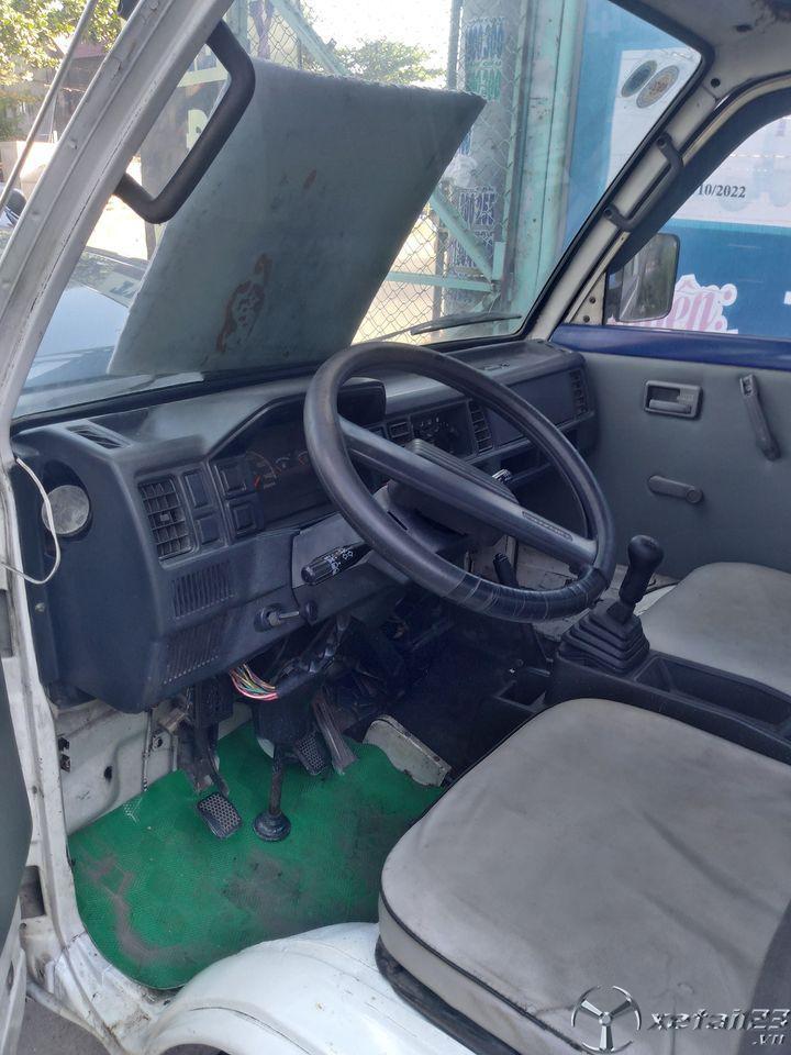 Thanh lý gấp xe Suzuki 5 tạ đời 2005 thùng kín với giá chỉ 70 triệu