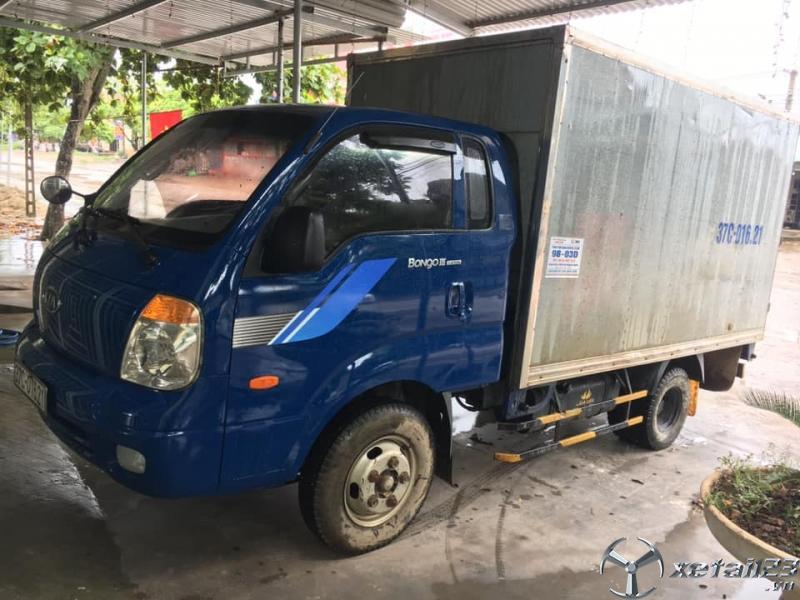 Bán xe Kia Bongo III đời 2006 thùng kín giá 118 triệu