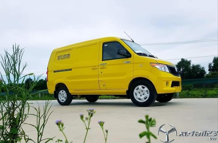 Xe tải van 2 chỗ 950kg