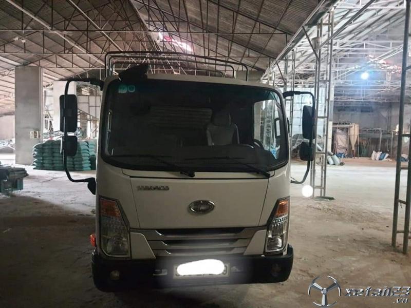 Xe Teraco sản xuất năm 2017 thùng mui bạt đã qua sử dụng cần bán giá 240 triệu