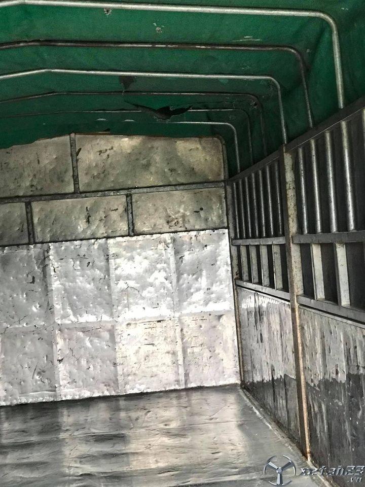 Bán xe Dongfeng 6,8 tấn đời 2014 , đăng kí năm 2015 thùng mui bạt dài 7m