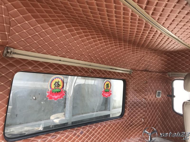 Cần bán xe Dongfeng Hoàng Huy 3 chân đời 2012 thùng mui bạt